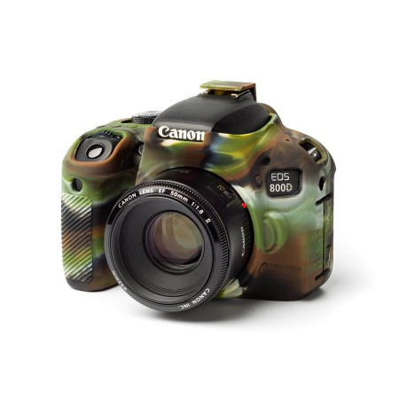 EASYCOVER BODY COVER FOR CANON EOS 800D CAMOUFLAGE