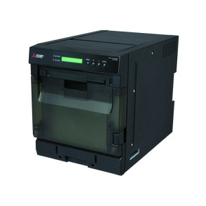 MITSUBISHI CP-W5000DW DOUBLE SIDED PRINTER