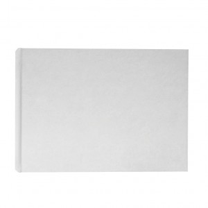 Opus Metalbind Hard Covers Pouch A4 landscape 217x300mm (Wit)