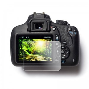 "EASYCOVER SCREEN PROTECTOR FOR 3,5"" LCD 70 X 52 MM"