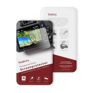 EASYCOVER GLASS SCREEN PROTECTOR FOR CANON 6D