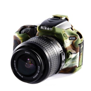 EASYCOVER BODY COVER FOR NIKON D5500 CAMOUFLAGE