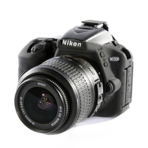 EASYCOVER BODY COVER FOR NIKON D5500 BLACK