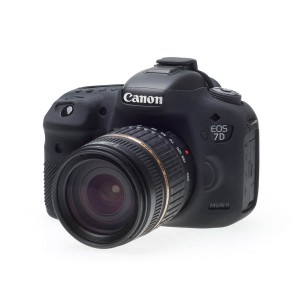 EASYCOVER BODY COVER FOR CANON 7D MARK II BLACK