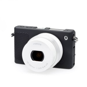 EASYCOVER BODY COVER FOR NIKON J4 BLACK