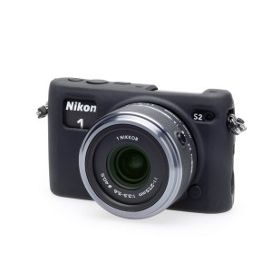EASYCOVER BODY COVER FOR NIKON S2 BLACK