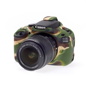 EASYCOVER BODY COVER FOR CANON 1200D CAMOUFLAGE