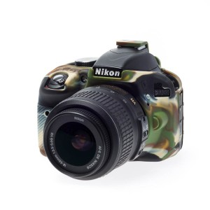 EASYCOVER BODY COVER FOR NIKON D3300 CAMOUFLAGE
