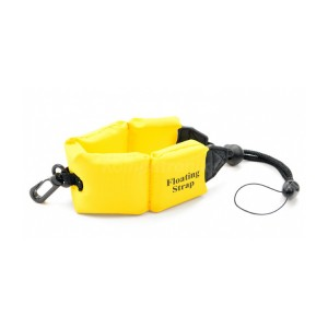 FLOATING STRAP YELLOW