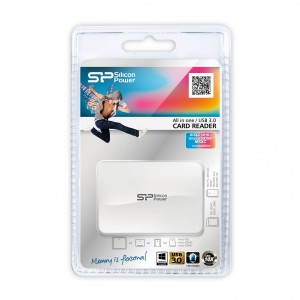 Silicon Power All-In-One Card Reader USB 3.0