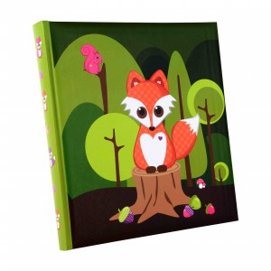 Goldbuch photo album Little fox 30x31