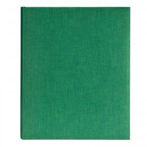 Goldbuch photo album  Summertime Trend dark green 34x35
