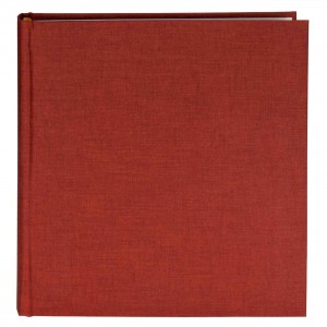 Goldbuch photo album Summertime red 34x35