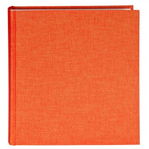 Goldbuch photo album Summertime orange 34x35