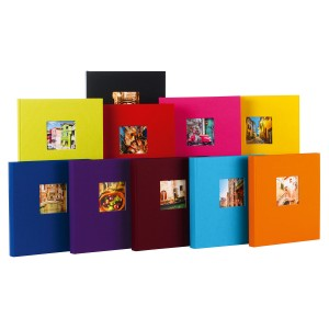 Goldbuch photo album Bella Vista 30x31 (ass. 10 st)
