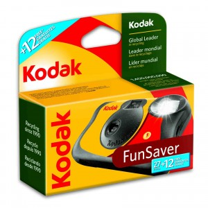 KODAK FUN FLASH CMRA 27+12 ISO 800