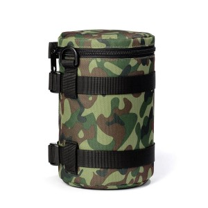EASYCOVER LENS BAG SIZE 110 X 190 MM CAMOUFLAGE