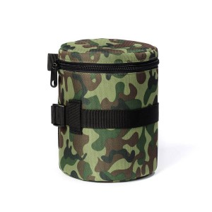 EASYCOVER LENS BAG SIZE 105 X 160 MM CAMOUFLAGE
